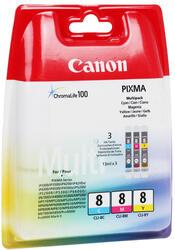 Набор картриджей Canon CLI-8