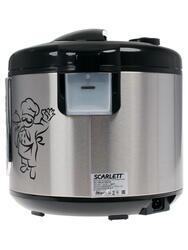 Мультиварка Scarlett SC-MC410S16 серебристый