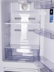 Холодильник с морозильником BEKO RCNK295E21W белый