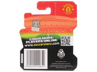 Фигурка коллекционная Soccerstarz - Man Utd: Chris Smalling