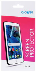 "5.5""  Пленка защитная для смартфона Alcatel OT-6055K Idol 4 5.2"