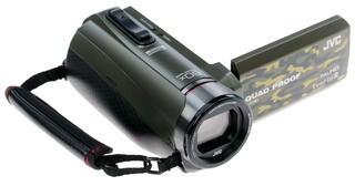 Видеокамера JVC GZ-R415 зеленый