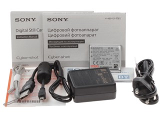Компактная камера Sony Cyber-shot W810P розовый