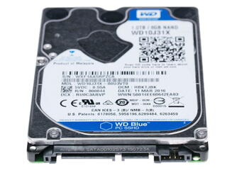Жесткий диск WD Blue WD10J31X 1 ТБ