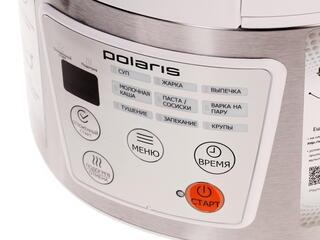 Мультиварка Polaris PMC 0350AD серебристый
