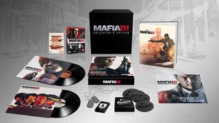 Игра для PS4 Mafia III Коллекционное издание