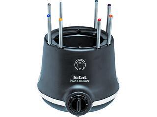 Набор для фондю TEFAL EF-2568 черный