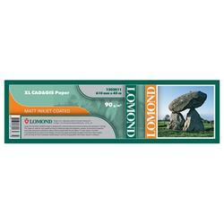 Бумага для широкоформатной печати Lomond Матовая для САПР И ГИС
