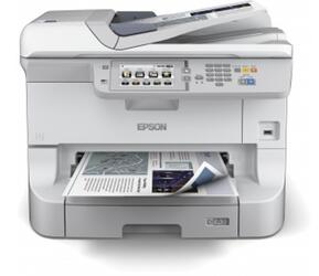 МФУ струйное Epson WorkForce Pro WF-8590DWF
