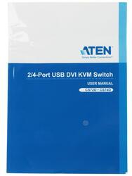 KVM переключатель ATEN CS72Dм