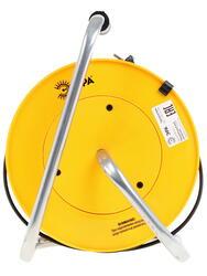 Удлинитель силовой Эра RP-4-2x0.75-40m желтый, черный