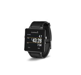 Часы-пульсометр Garmin vivoactive HRM (010-01297-10) черный