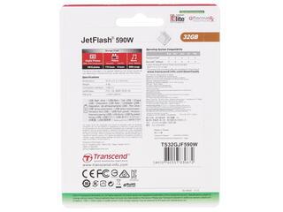 Память USB Flash Transcend JetFlash 590W 32 Гб