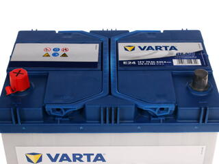 Автомобильный аккумулятор Varta Blue Dynamic E24