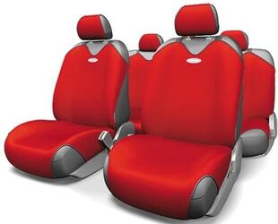 Чехлы на сиденья AUTOPROFI R-1 SPORT R-802