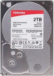 2 ТБ Жесткий диск Toshiba P300 [HDWD120UZSVA]