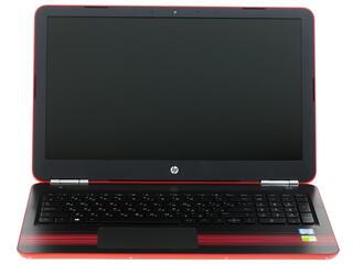 """15.6"""" Ноутбук HP Pavilion 15-au014ur красный"""