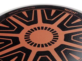 Сковорода Tefal D4210672 Ceramic Control бежевый