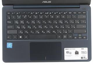 """11.6"""" Ноутбук ASUS EeeBook E202SA синий"""