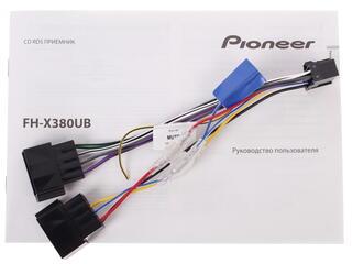 Автопроигрыватель Pioneer FH-X380UB