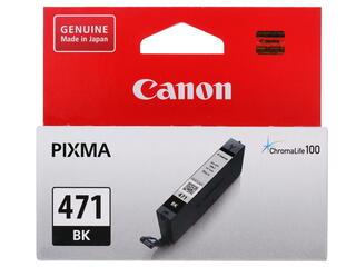 Картридж струйный Canon CLI-471BK