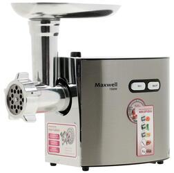 Мясорубка Maxwell MW-1259 серебристый