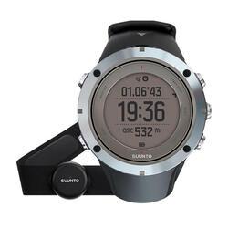 Часы-пульсометр Suunto Ambit3 Peak серебристый