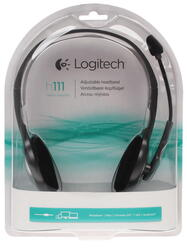 Наушники Logitech H111