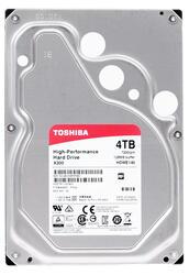 4 ТБ Жесткий диск Toshiba X300 [HDWE140UZSVA]