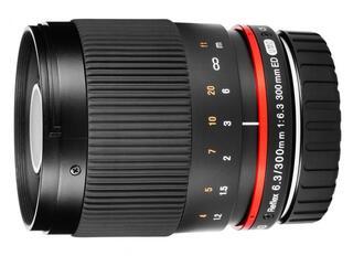 Объектив Samyang 300mm F6.3 ED UMC CS Reflex Mirror Lens