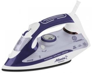 Утюг Atlanta ATH-5493 фиолетовый
