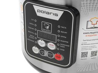 Мультиварка Polaris PMC 0550AD серебристый