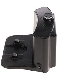 Пылесос-робот Kitfort KT-503 черный