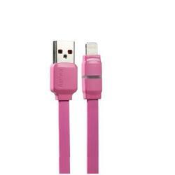 Кабель Remax Breathe Lighting USB - Lightning 8-pin розовый