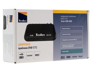 Приставка для цифрового ТВ Tesler DSR-420