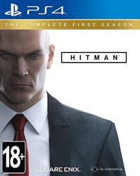 Игра для PS4 Hitman - Первый сезон Steelbook Edition