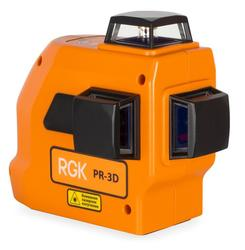 Лазерный нивелир RGK PR-3D MAX