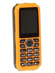 Сотовый телефон Vertex K201 оранжевый