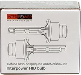Ксеноновая лампа INTERPOWER D4S
