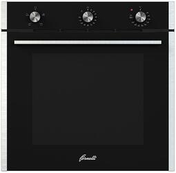 Электрический духовой шкаф Fornelli FEA 60 SOPRANO IX/Bl