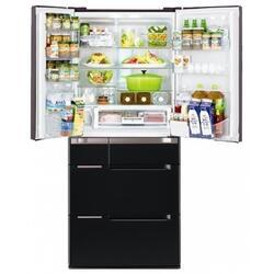 Холодильник Hitachi R-E 6800 U XT коричневый