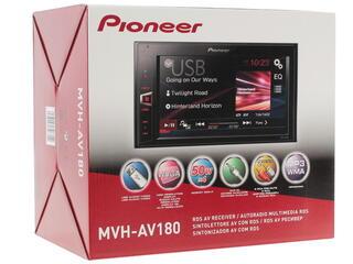 Автопроигрыватель Pioneer MVH-AV180