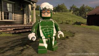 Игра для Xbox 360 LEGO Marvel Мстители