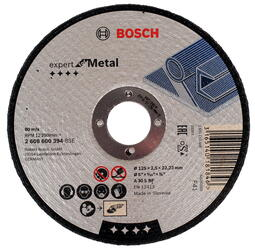 Диск абразивный отрезной Bosch 2608600394