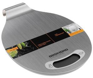 Кухонные весы Redmond RS-М731 серебристый