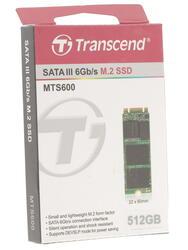 512 ГБ SSD M.2 накопитель Transcend MTS600 [TS512GMTS600]