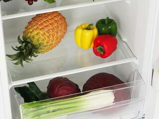 Холодильник с морозильником DEXP TF210D белый