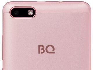 """5"""" Смартфон BQ Strike 8 ГБ розовый"""