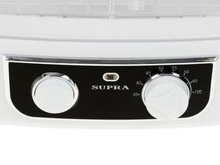 Сушилка для овощей и фруктов Supra DFS-521 черный, белый