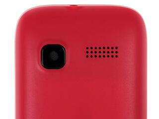 Сотовый телефон Micromax X401 красный